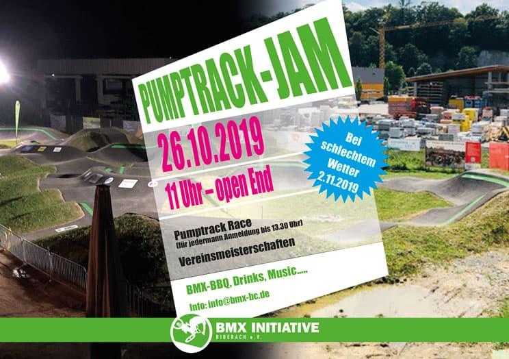 Biberach Pumptrack Jam
